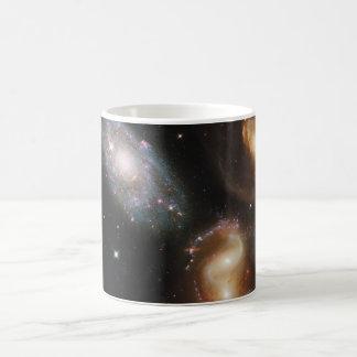 Stephan's Quintet Hickson Compact Group 92 Classic White Coffee Mug