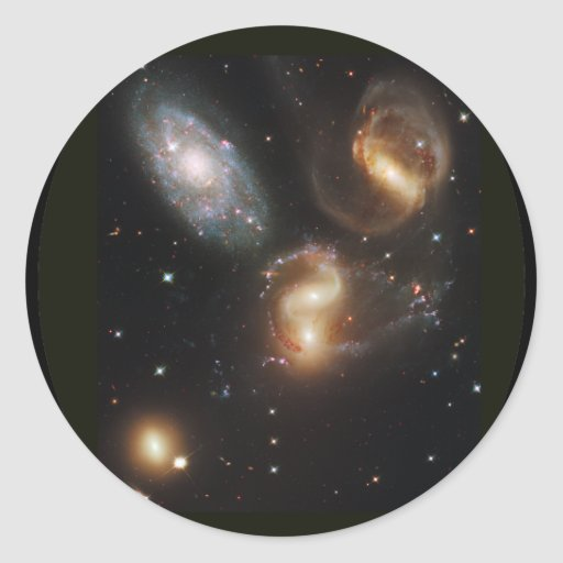 Stephan's Quintet Sticker