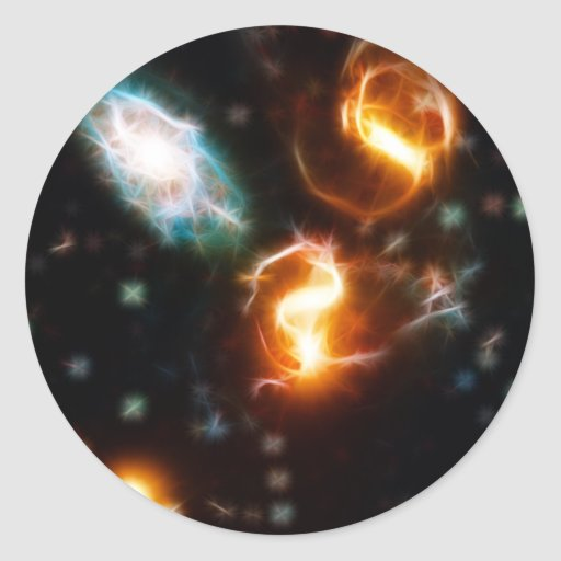 Stephan's Quintet Stickers