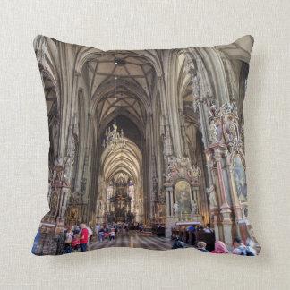 Stephansdom, Vienna Austria Throw Pillow