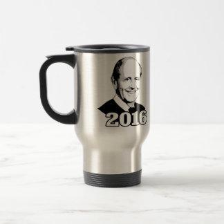 STEPHEN BREYER 2016 Candidate 15 Oz Stainless Steel Travel Mug