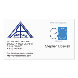 Stephen Business Card