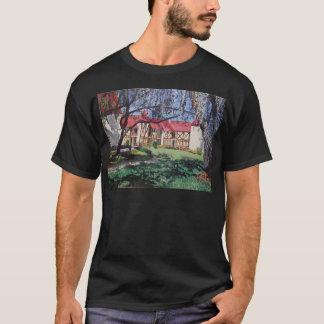 Stephen Condo WaterColor T-Shirt