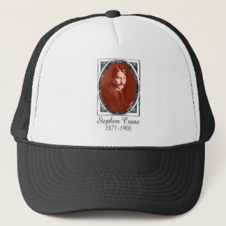 Stephen Crane Trucker Hat