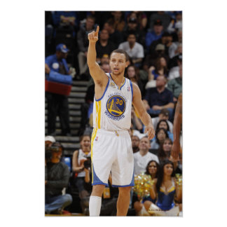 Stephen Curry - Give me the ball Poster