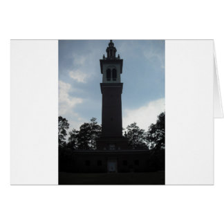 Stephen Foster Tower Card