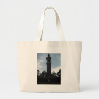 Stephen Foster Tower Large Tote Bag