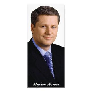 Stephen Harper Rack Card