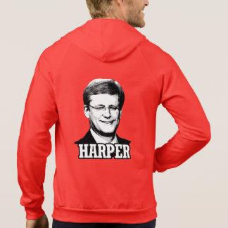 Stephen Harper Hooded Sweatshirt