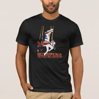 Stephen Hosmer's Santa Cruz Boardwalk MerryGoRound T-Shirt