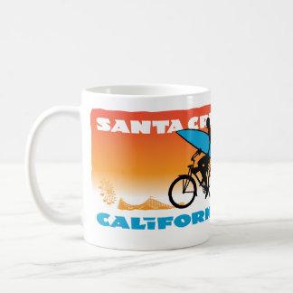 Stephen Hosmer's Surfer Girl Orange Coffee Mug