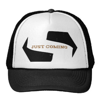 Stephen! Justing Coming Eroded Trucker Hat