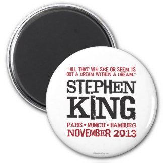 Stephen King's Euro Tour Magnet