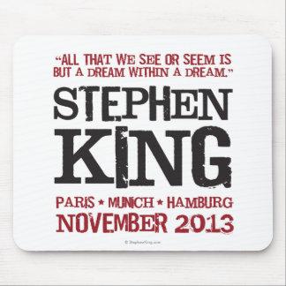 Stephen King's Euro Tour Mouse Pad