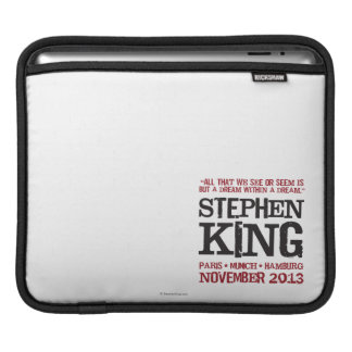Stephen King's Euro Tour Sleeve For iPads