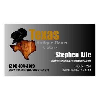 Stephen Lile TAF Cards Business Card Template