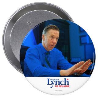 Stephen Lynch for Senate Pinback Button