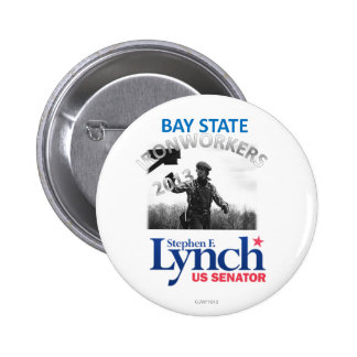 Stephen Lynch Iornworkers pin