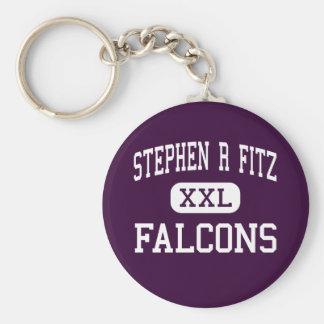 Stephen R Fitz - Falcons - Junior - Santa Ana Keychain