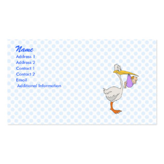 Stephen Stork Business Card