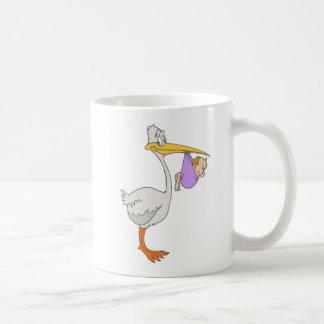 Stephen Stork Classic White Coffee Mug