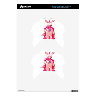 Stephen the Pig Xbox 360 Controller Decal