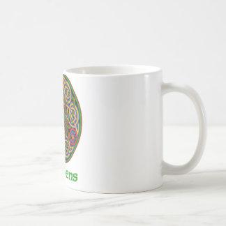 Stephens Celtic Knot Coffee Mug