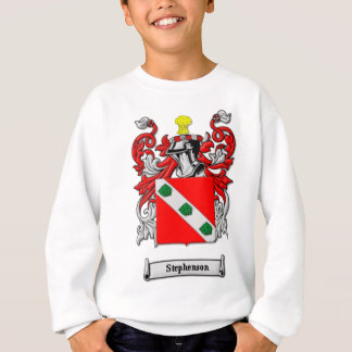 Stephenson Family Coat of Arms Sweatshirt