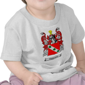 Stephenson Family Coat of Arms Tee Shirts
