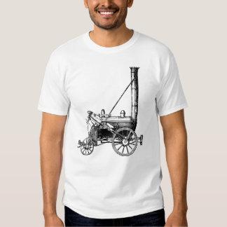 Stephenson Rocket Playeras