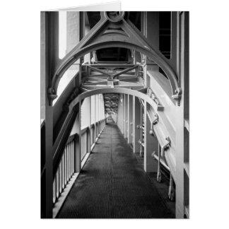 Stephensons High Level Bridge, Newcastle Upon Tyne Card