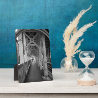 Stephensons High Level Bridge, Newcastle Upon Tyne Plaque