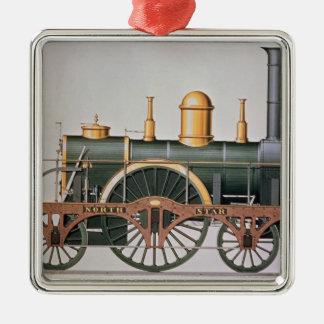 Stephenson's 'North Star' Steam Engine, 1837 Metal Ornament