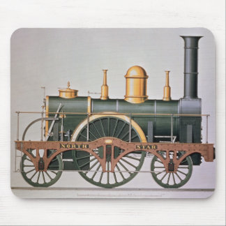 Stephenson's 'North Star' Steam Engine, 1837 Mouse Pad