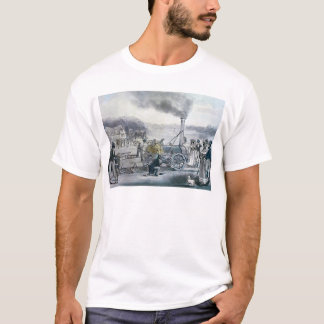 Stephenson's 'Northumbrian' T-Shirt