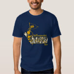 Stephenville Yellowjackets Colorguard Mom T-Shirt