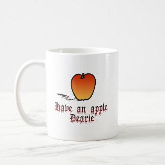 Stepmother's Apple Coffee Mug