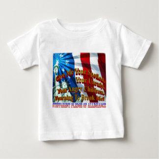 StepParent Pledge of Allegiance Baby T-Shirt