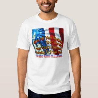 StepParent Pledge of Allegiance T-Shirt