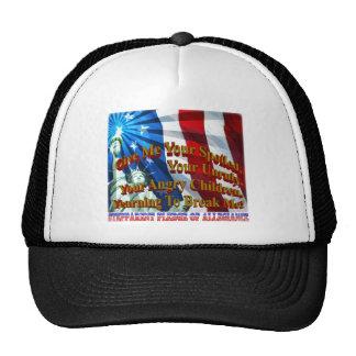 StepParent Pledge of Allegiance Trucker Hat