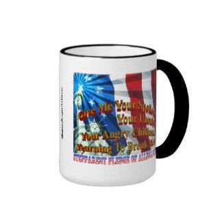 StepParent Pledge Ringer Mug