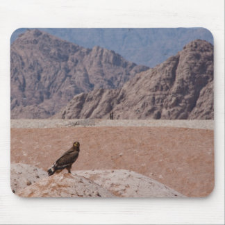 Steppe Eagle, Aquila nipalensis, Steppenadler Mouse Pad