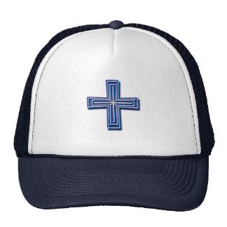 Stepped Cross 2 Trucker Hat