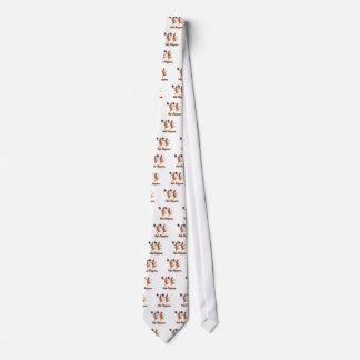 Steppers calientes corbatas