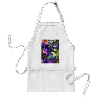 STEPPIN OUT ADULT APRON