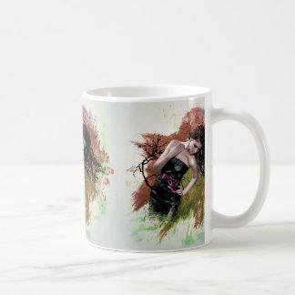 STEPPIN' OUT! (beautiful girl) ~ Coffee Mug