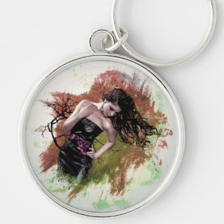 STEPPIN' OUT! (beautiful girl) ~ Keychains