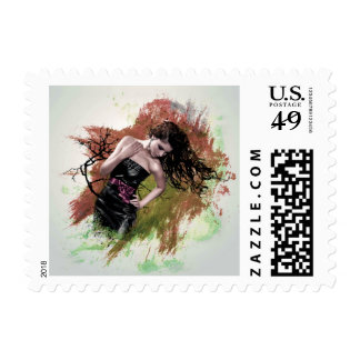 STEPPIN' OUT! POSTAGE STAMP