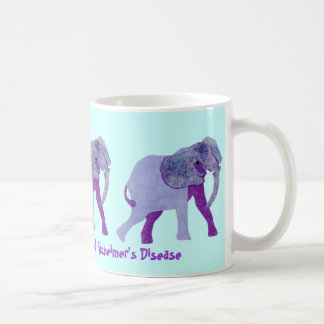 Stepping Out to End Alzheimer's Coffee Mug