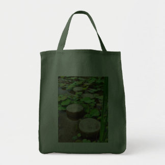 Stepping Stones Tote Bags